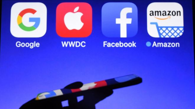 The Shadow Of Regulation Looms Large Over Big Tech