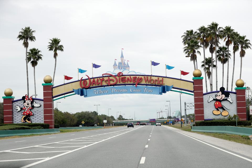 Big Tech Are Soaring, But Disney Serves As A Reality Check On COVID-19 Crisis